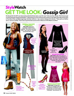 Get the Look: Gossip Girl