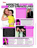 Five Gossip Girl Secrets Revealed