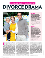 Gossip Girl's Kelly Rutherford Divorce Drama