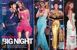 Beyoncé's Big Night