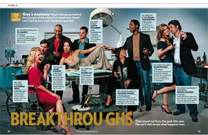 Grey's Anatomy Steals the Spotlight