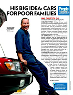 His Big Idea: Cars for Poor Families