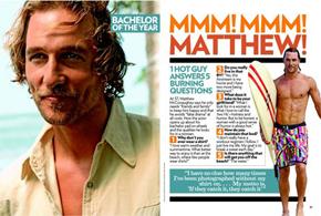Mmm! Mmm! Matthew!