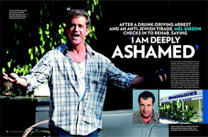 Mel Gibson: 'I Am Deeply Ashamed'