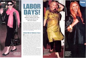 Labor Days!