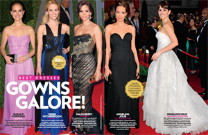 Gowns Galore!