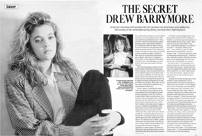 The Secret Drew Barrymore
