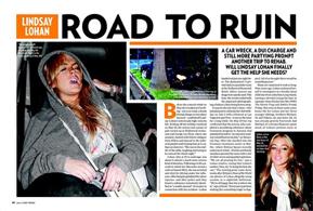 Lindsay Road to Ruin