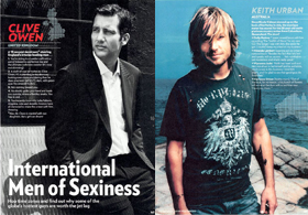 International Men of Sexiness