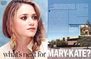 What's Next for Mary-Kate?