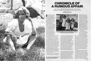 Chronicle of a Ruinous Affair