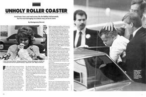 Unholy Roller Coaster