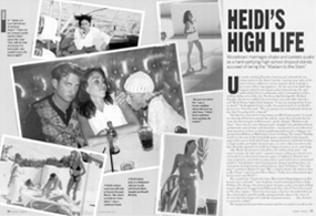 Heidi's High Life
