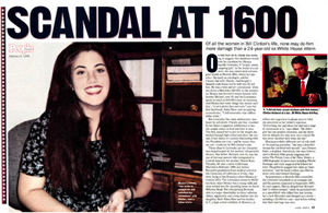 Scandal at 1600
