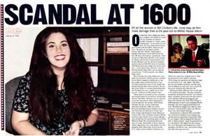 Scandal at 1600