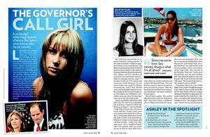 The Governor's Call Girl