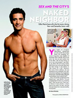 Sex and the City's Naked Neighbor