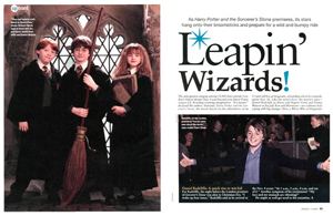 Leapin' Wizards!