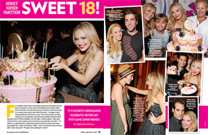 Hayden Panettiere Turns 18!