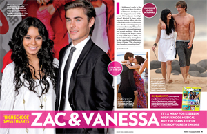 High School Sweethearts Zac & Vanessa