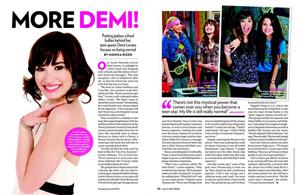 More Demi!