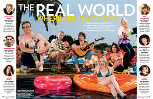 The Real World: Where Are They Now?