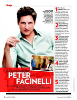 Q & A with Peter Facinelli