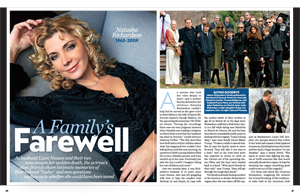A Family's Farewell: Natasha Richardson 1963-2009