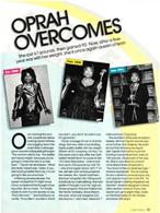 Oprah Overcomes