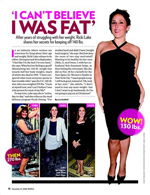 'I Can't Believe I Was Fat'