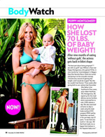 Poppy Montgomery: How She Lost 70 Lbs. of Baby Weight!