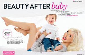 Beauty After Baby