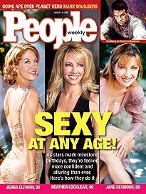Sexy Through The Decades