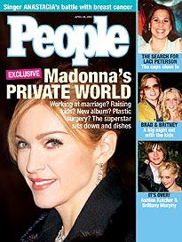 Madonna's Real Life