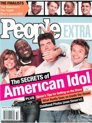 photo | Paula Abdul Cover, Randy Jackson Cover, Simon Cowell Cover, American Idol, Paula Abdul, Randy Jackson, Ryan Seacrest, Simon Cowell