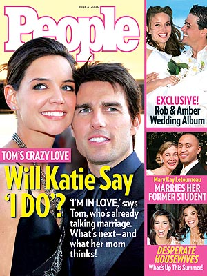 photo | Couples, Marriage, Katie Holmes Cover, Tom Cruise Cover, Real People Stories, Amber Brkich, Eva Longoria, Katie Holmes, Rob Mariano, Teri Hatcher, Tom Cruise