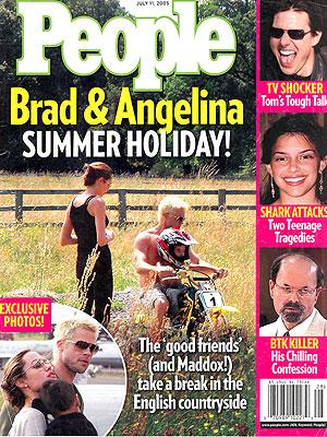 photo | Couples, Kids & Family Life, Angelina Jolie Cover, Brad Pitt Cover, Super-Couples, Angelina Jolie, Brad Pitt, Maddox Jolie-Pitt, Tom Cruise