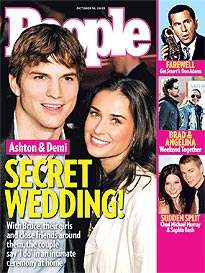 Demi & Ashton: The Real Thing!