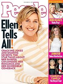 Ellen at Home at Ease