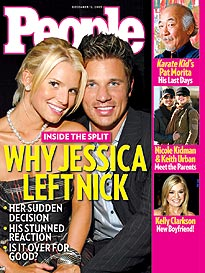 Nick & Jessica: Inside the Split