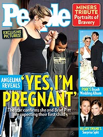 A Baby for Brad & Angelina