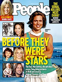 Before They Were Stars