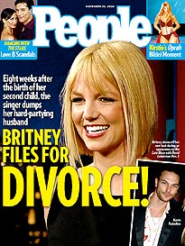 Britney & Kevin: It's Over