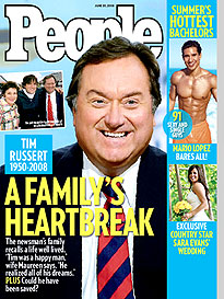 Tim Russert 1950-2008: A Good Life