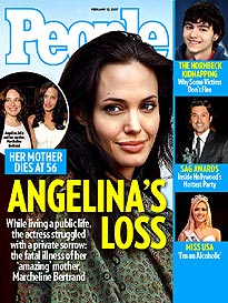 Angelina's Heartbreak