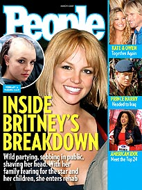 Britney's Road to Rehab