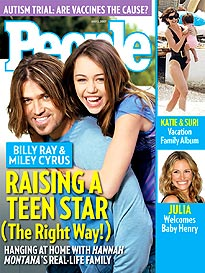 Billy Ray & Miley Cyrus