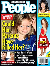 The Madeleine McCann Mystery
