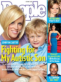 My Autistic Son a Story of Hope