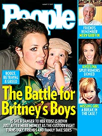 The Battle for Britney's Kids
